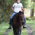 My horse faith - Cuarto de Milla (21 años)