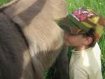 Asno polka et mon frere -  Hembra (5 años)