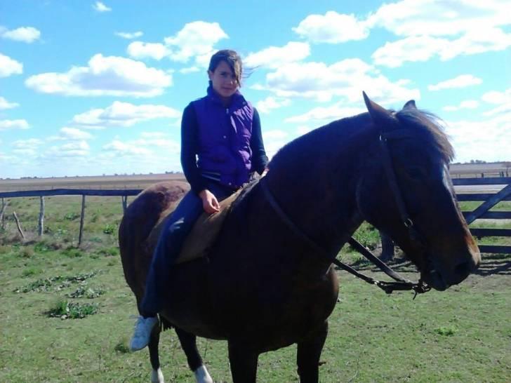 yo y mi Rosiittaa - (12 años)