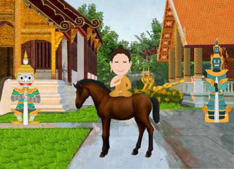 Un nuevo poni es la estrella en Horzer: ¡descubre y adopta el poni tailandés!