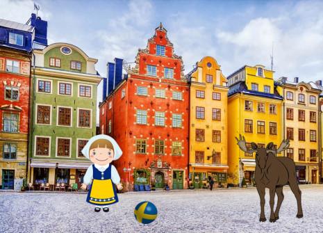 ¡Evádete con el mes de Suecia en Horzer!