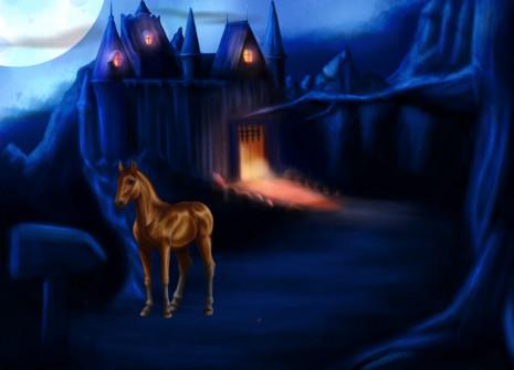 ¡El caballo del delta del Danubio llega de Rumanía!